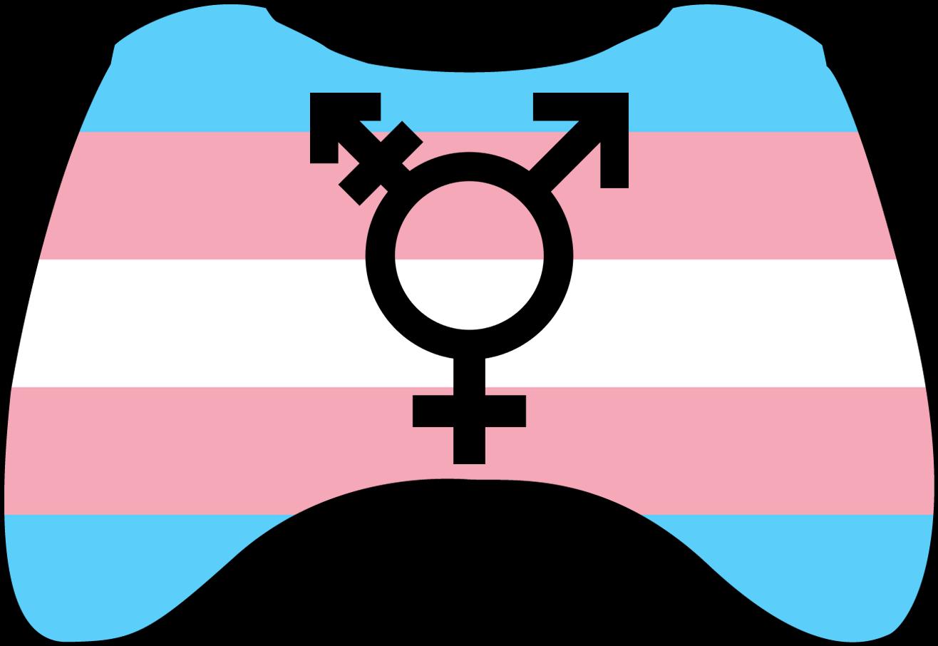 Game clipart outside game. Games transgender flag download