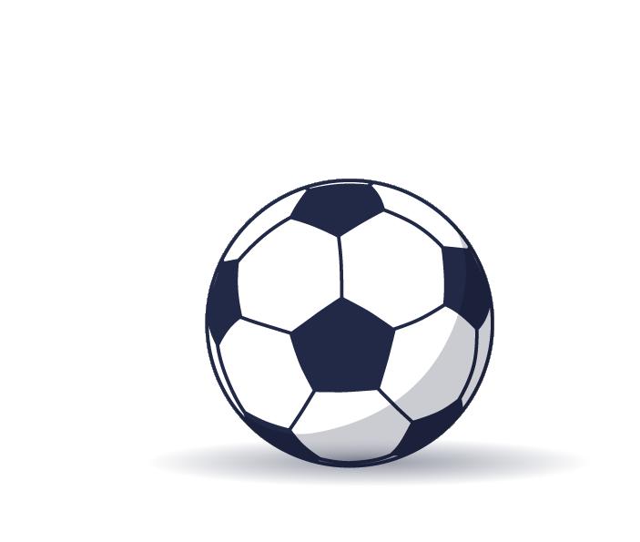 Football silhouette clip art. Game clipart sipa