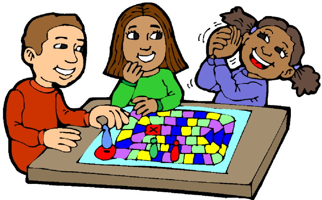 Gaming clipart family game. Free student activities cliparts