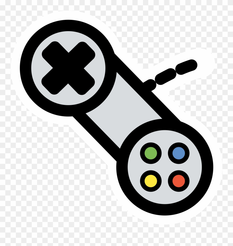 Games png controller . Game clipart transparent