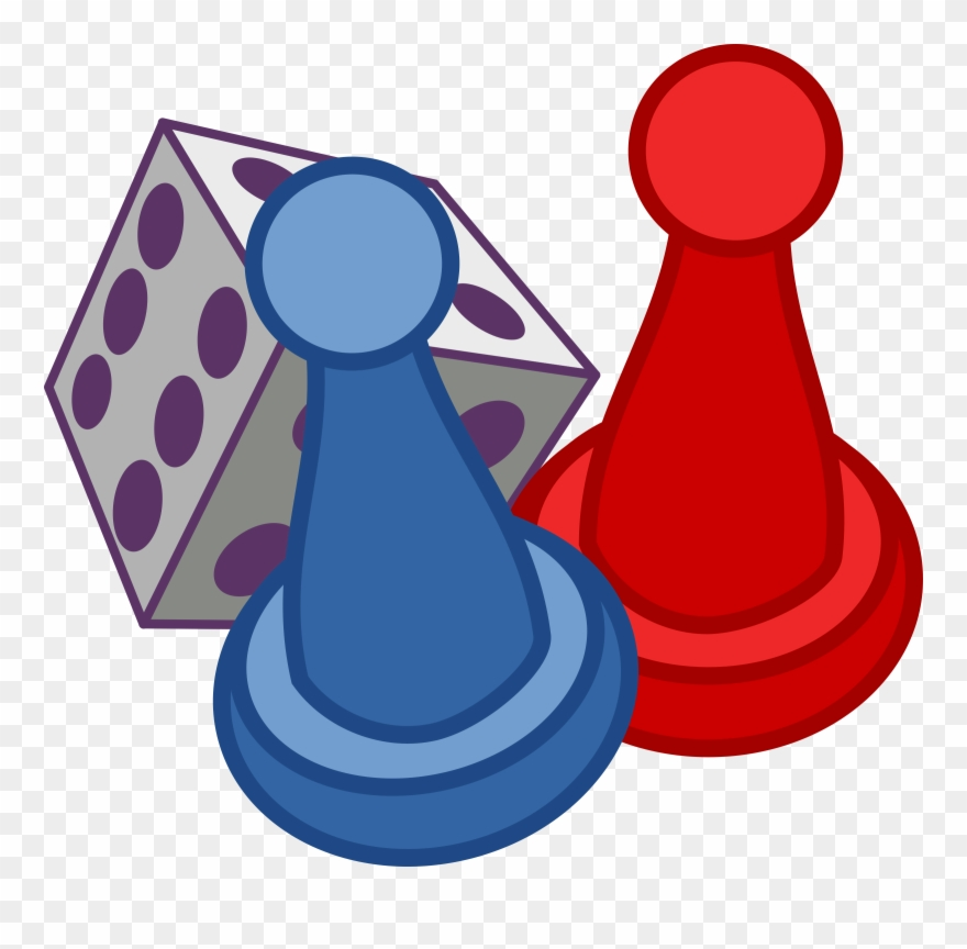 Game clipart transparent. Games png board pieces