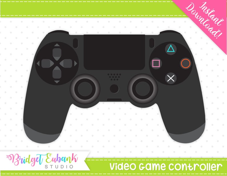 Game clipart video game controller. Gamer on commercial use