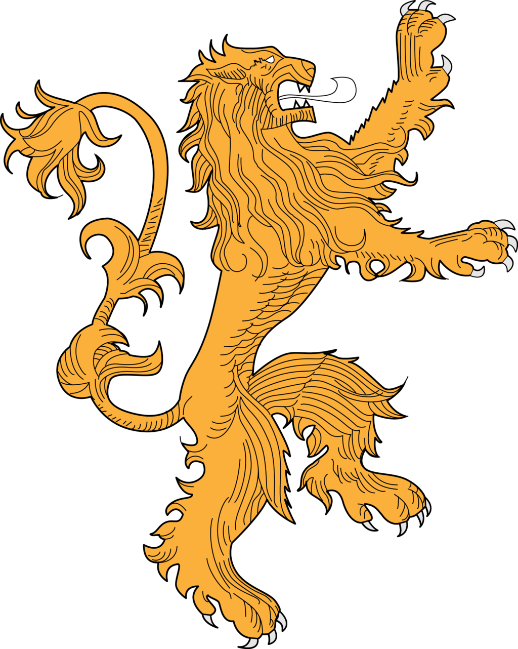 Lannister by azraeuz on. Game of thrones house sigils png