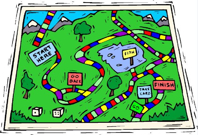 Board clip art picgifs. Games clipart