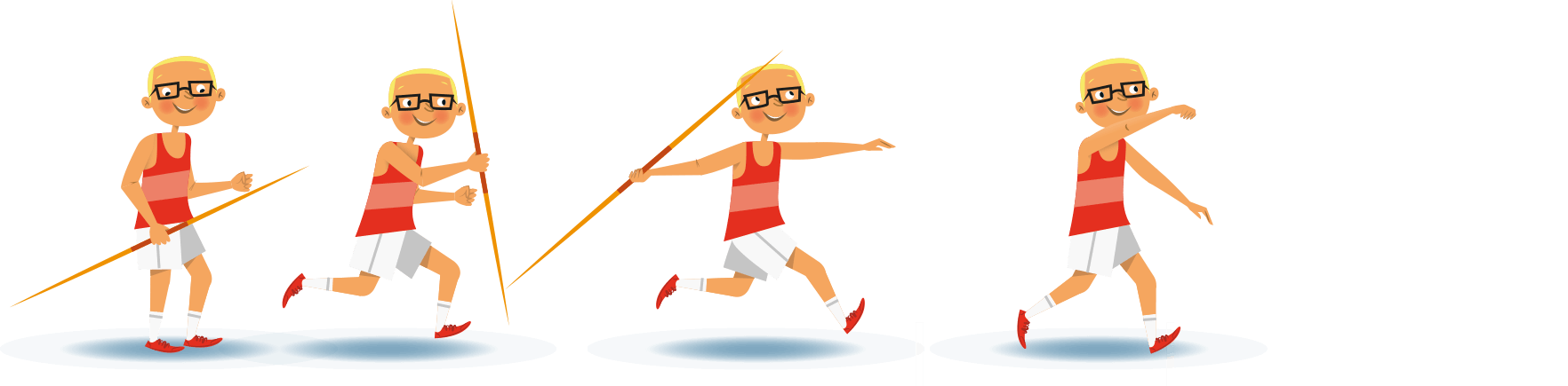 Friendly commonwealth for kids. Games clipart athletics games