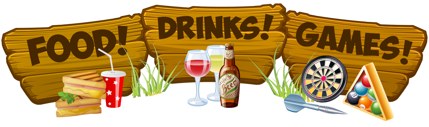 Game clipart backyard game. Cta banner png welcome