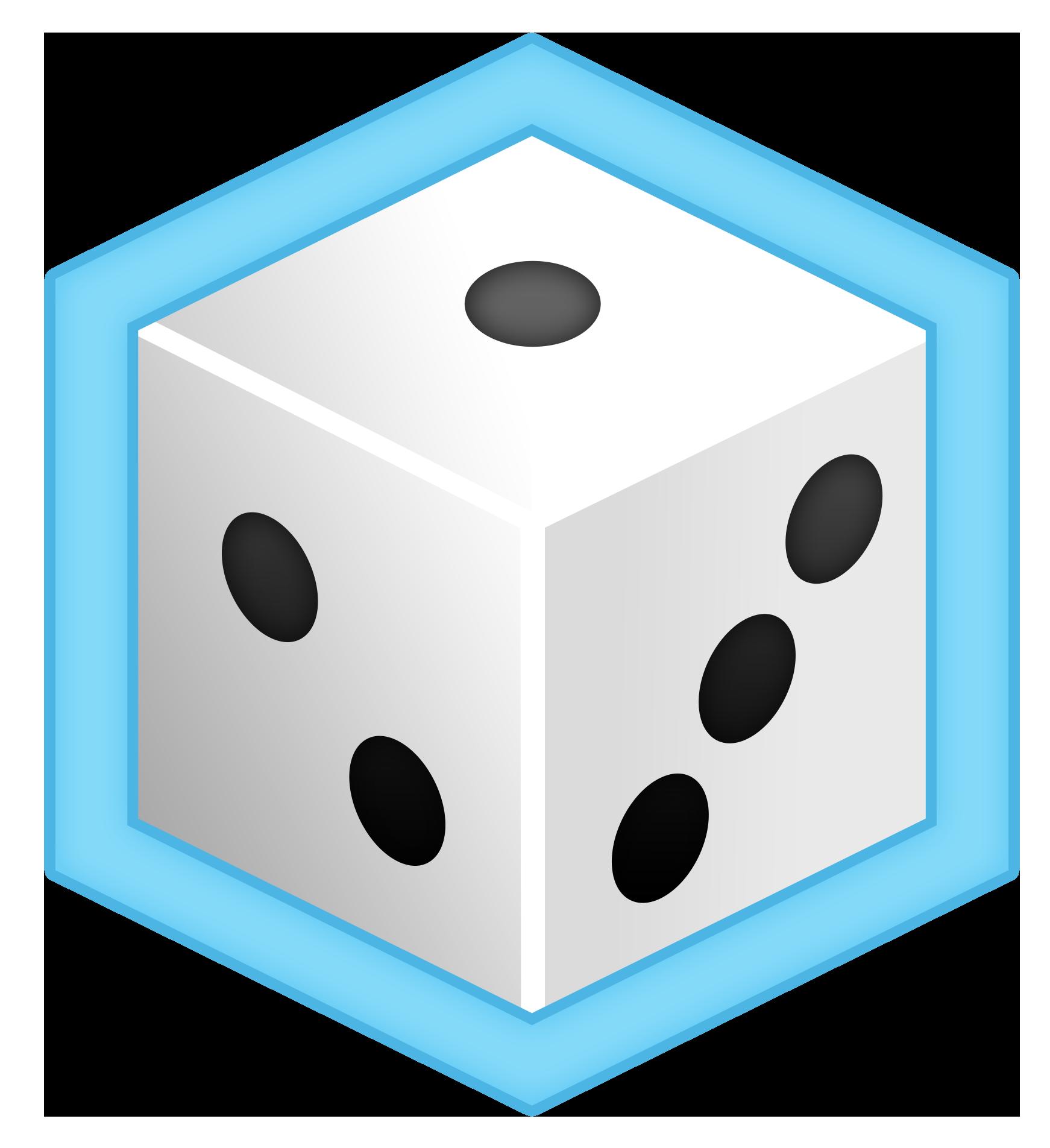 Games clipart board game. Donation oklahoma community dice