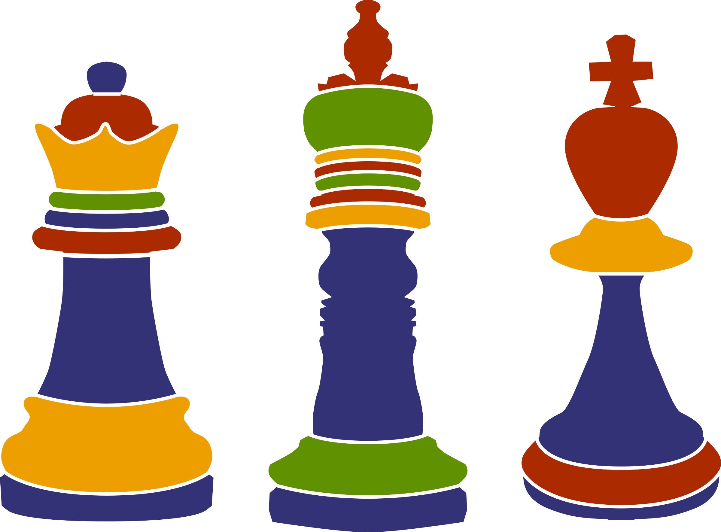 Games clipart board game. Chess piece king clip