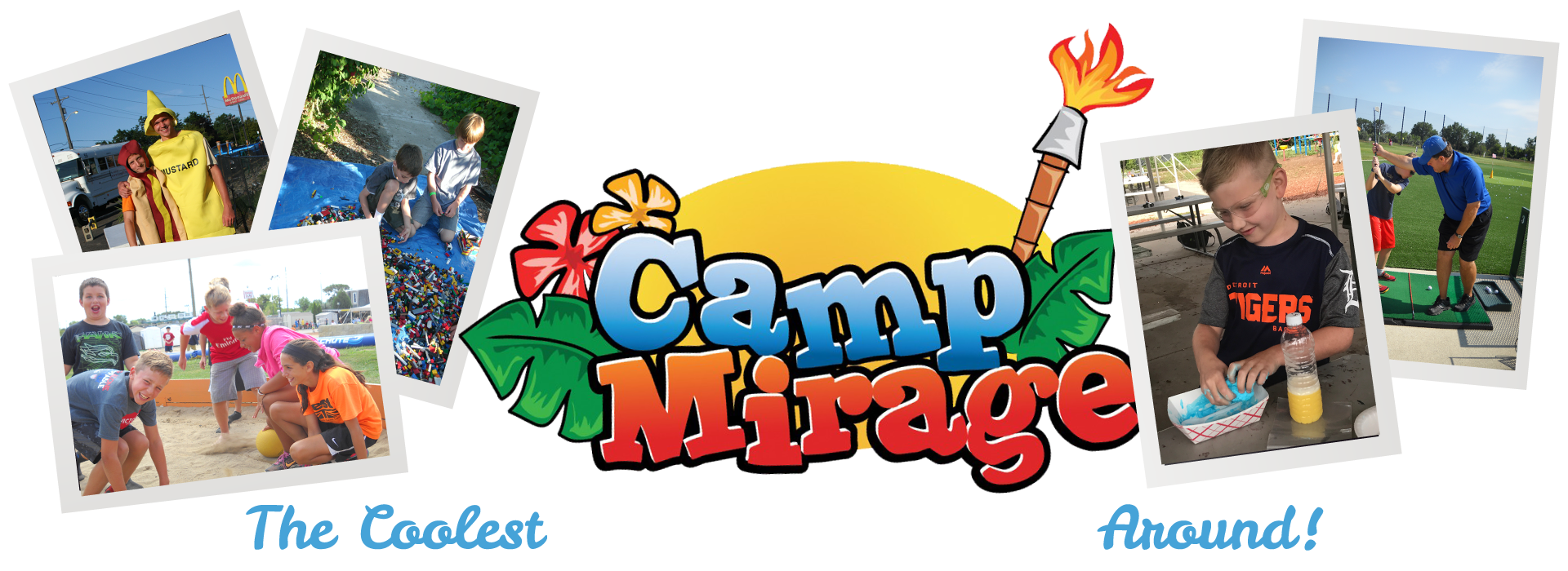 Games clipart camp game. Summer day guide to