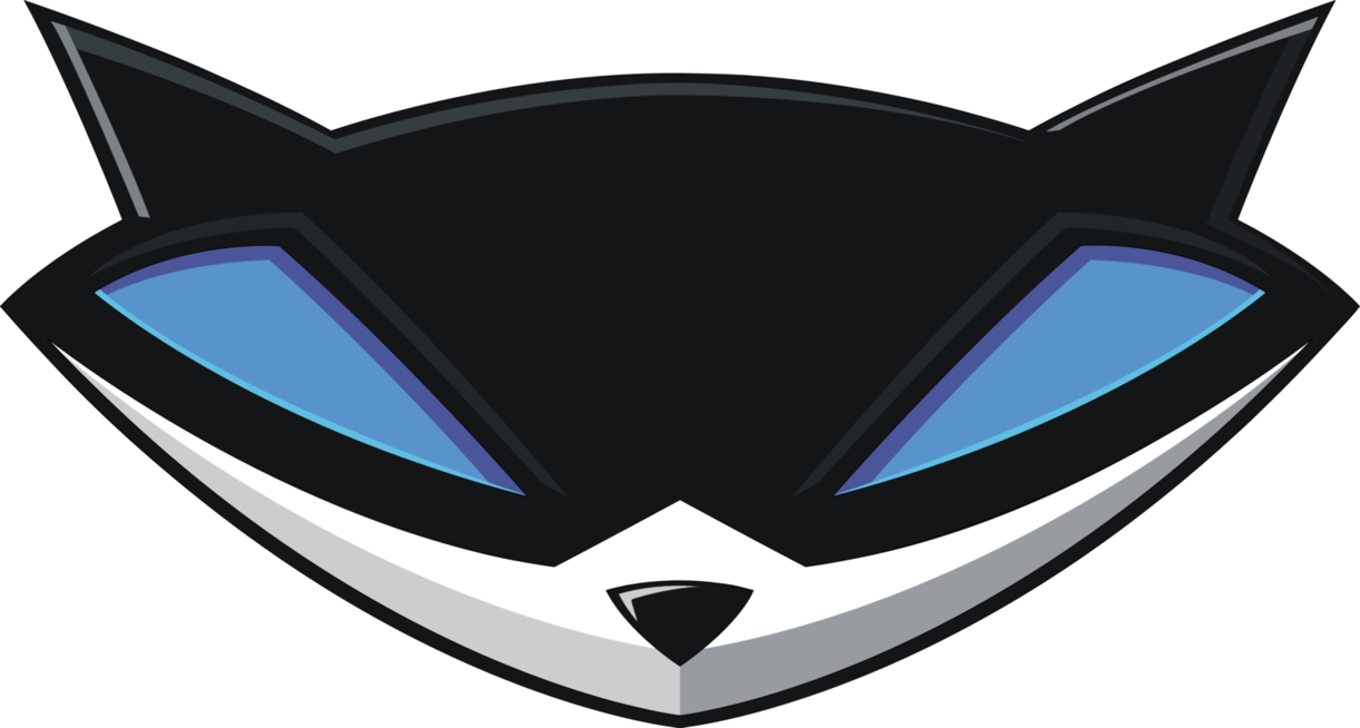 Sly cooper is a. Games clipart chinese garter