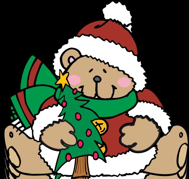 Glass clipart christmas. Web design teddy bear