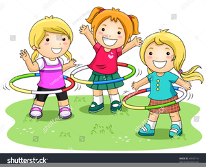 Children playing free images. Games clipart clip art