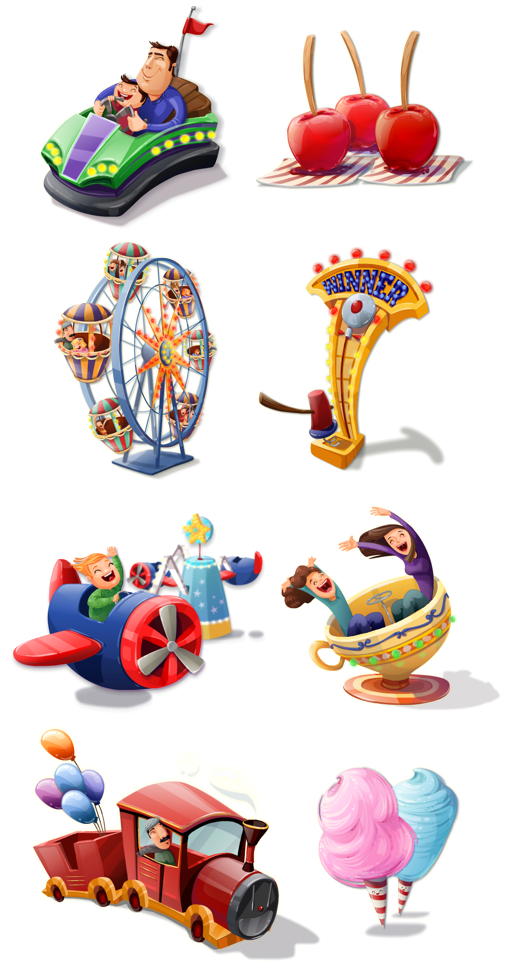 Games clipart fair game. Work done for the