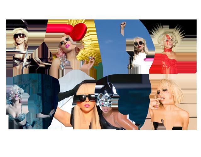 Lady logos . Games clipart gaga