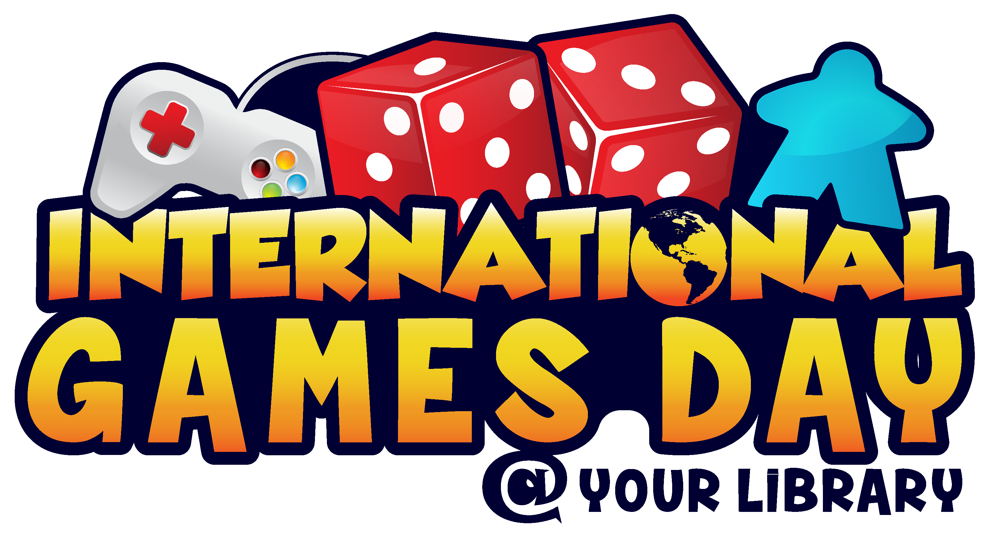 Gaming clipart number game. International games day your
