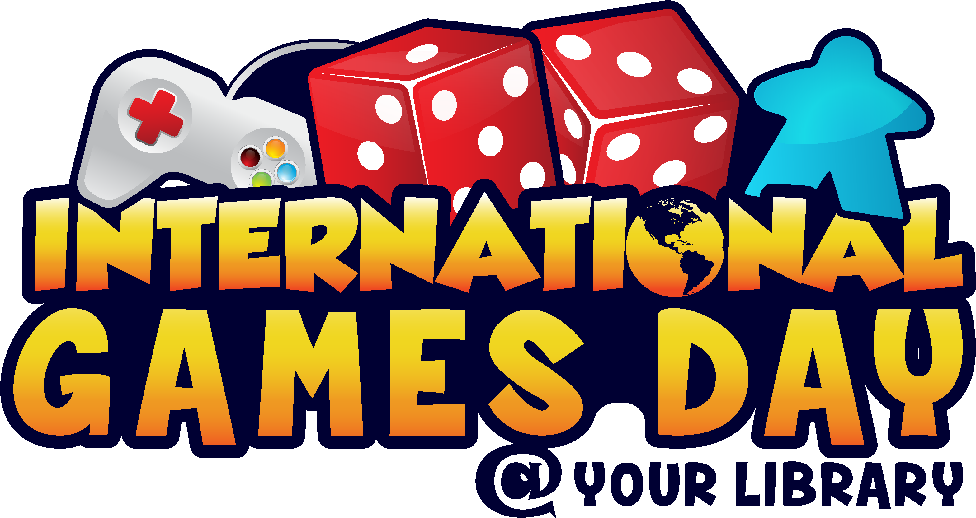 Gaming clipart game piece. Number games day transparent