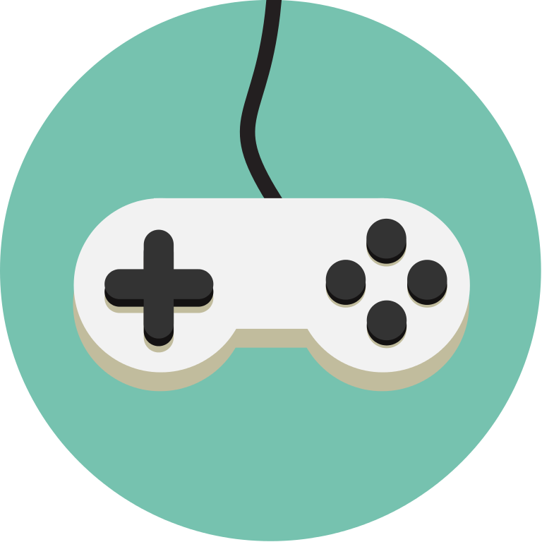 File wpvg icon svg. Games clipart game pad