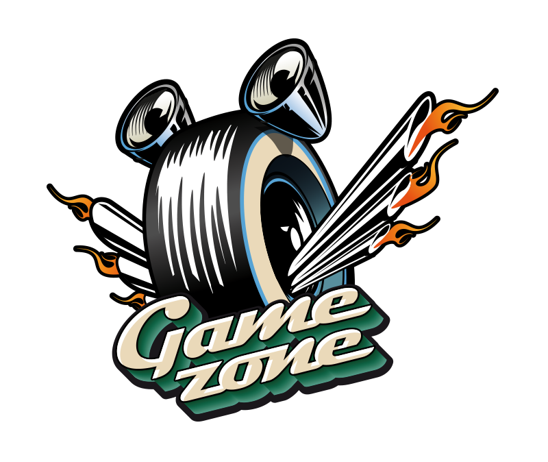 Revd up fun. Games clipart game zone
