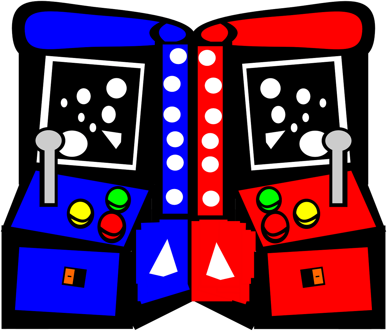 Games clipart game zone. Win at arcade with