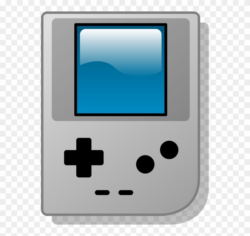 Game boy advance video. Games clipart gameboy