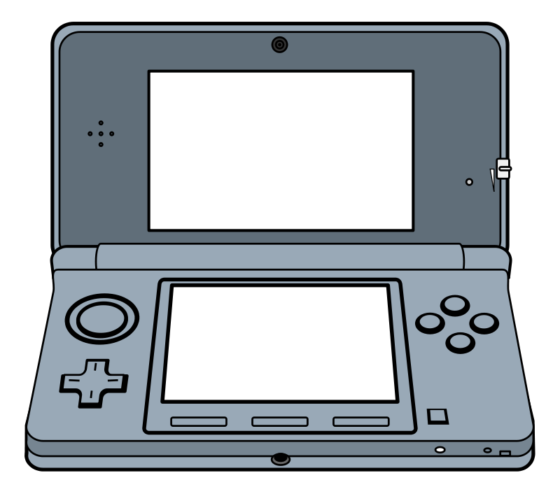 games clipart handheld