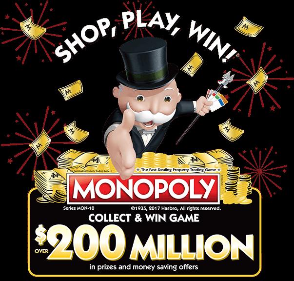 Albertson s rare game. Games clipart monopoly board