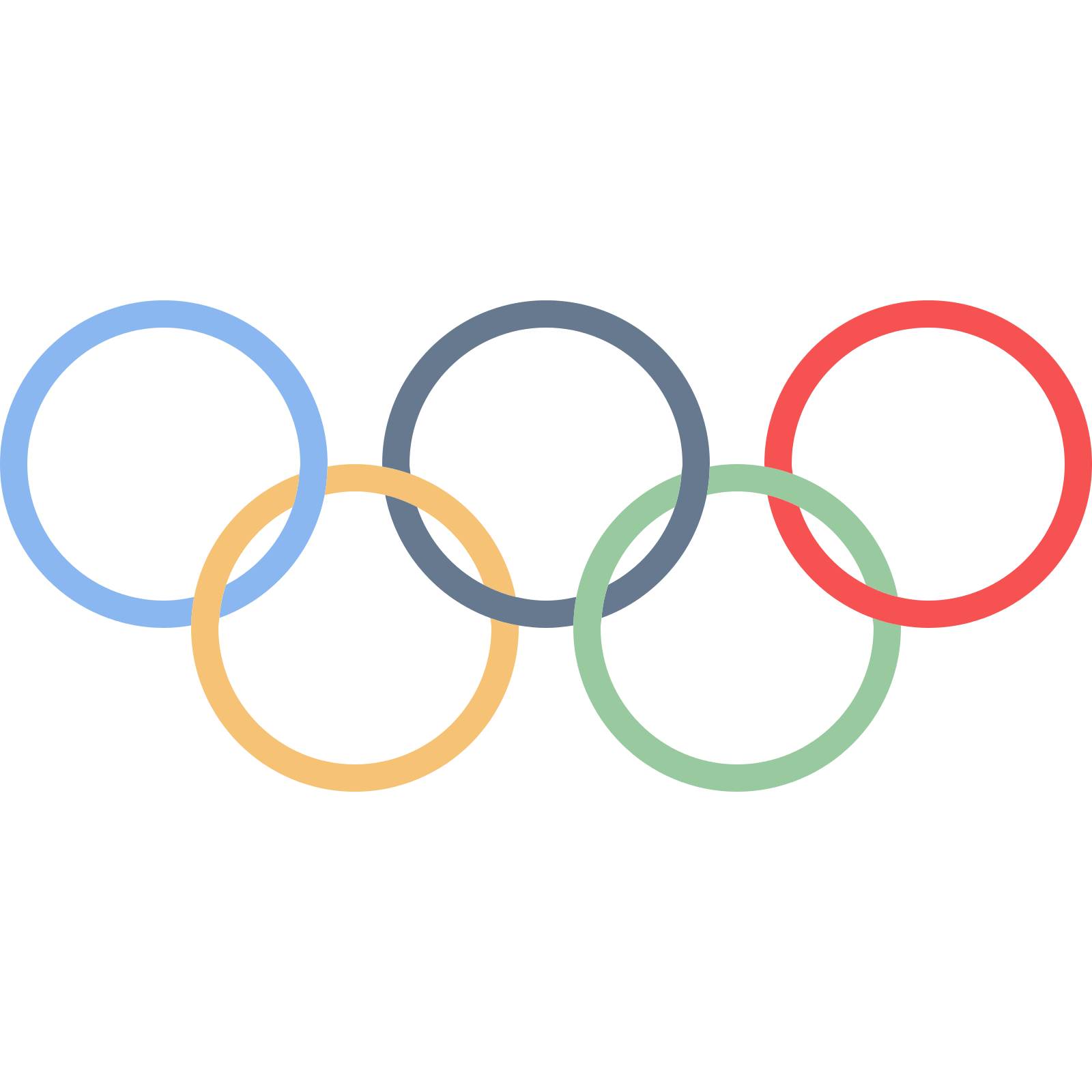 Games clipart olympic. Rings png images free