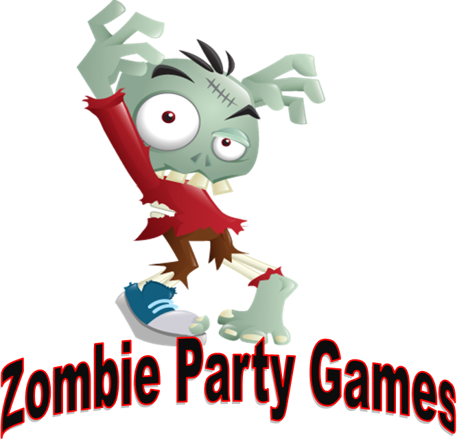Party games leave. Zombie clipart zombie apocalypse