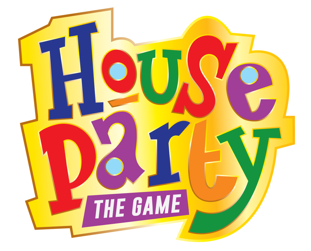 Games clipart party game. House black trivia card