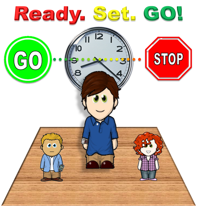 Timed activities fun and. Games clipart student activity