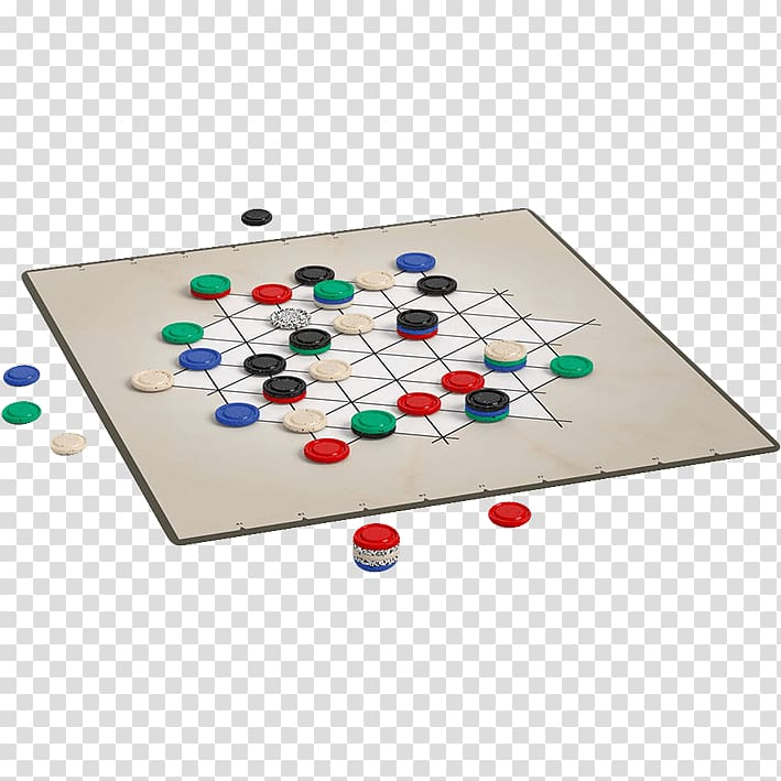 Gipf board game tabletop. Games clipart table top