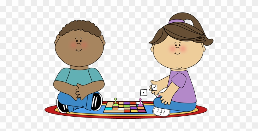 Games clipart toy game. Kids playing with toys