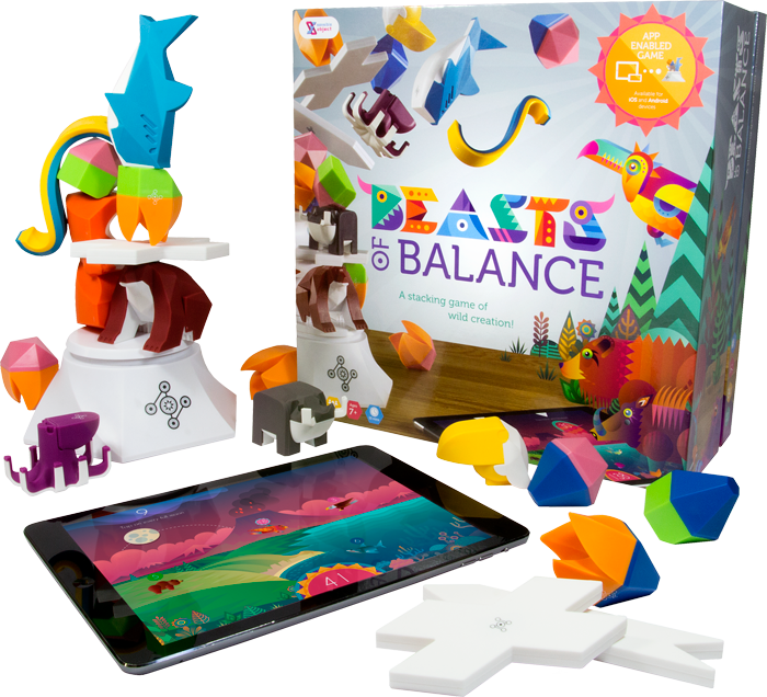 Beasts of balance core. Games clipart toy game