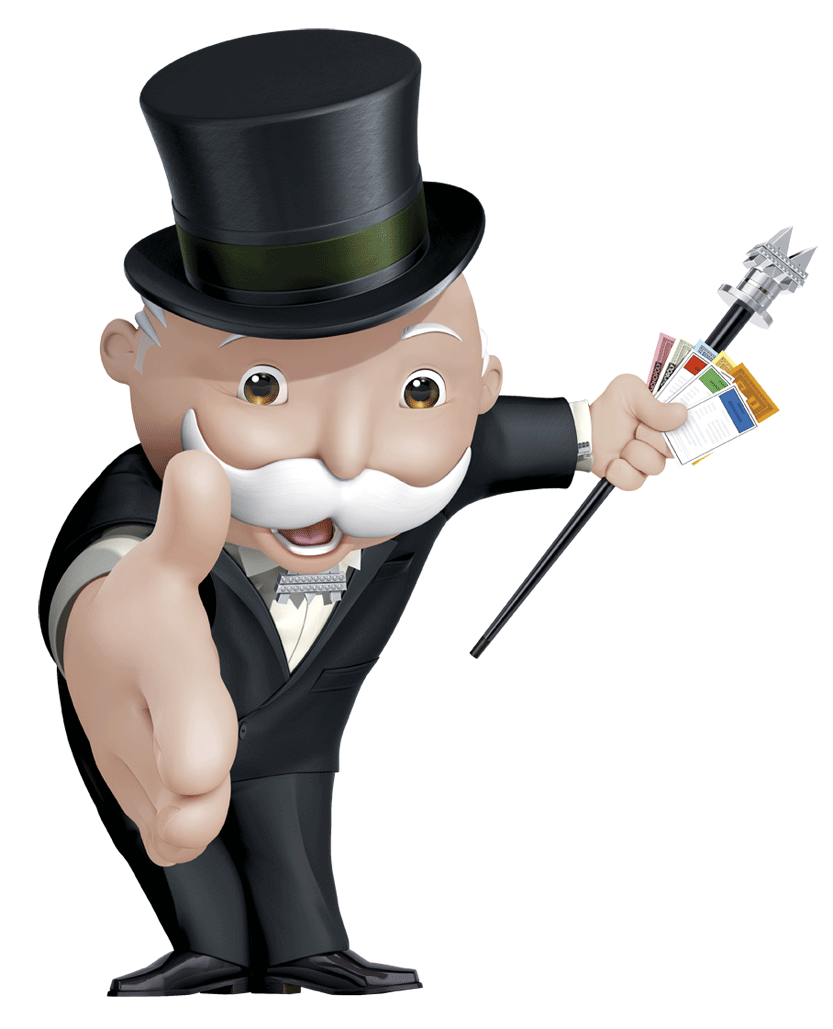 Mr clipart background. Monopoly transparent png stickpng