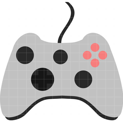And game controller . Gaming clipart