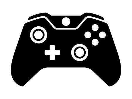 Controller gaming cricut clip. Games clipart game pad