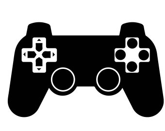 Gaming clipart. Computer etsy controller videogame