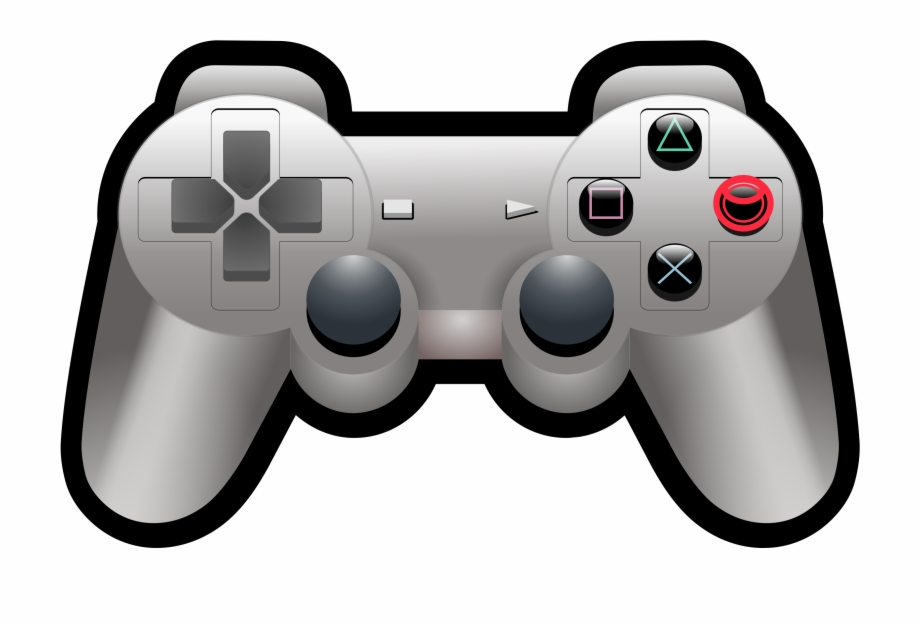 Game clipart video game controller. Transparent background gaming