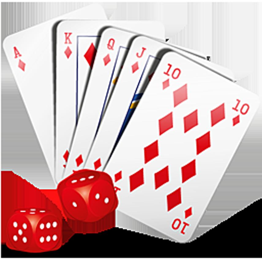 Gaming clipart dice card. Online casino slot machine