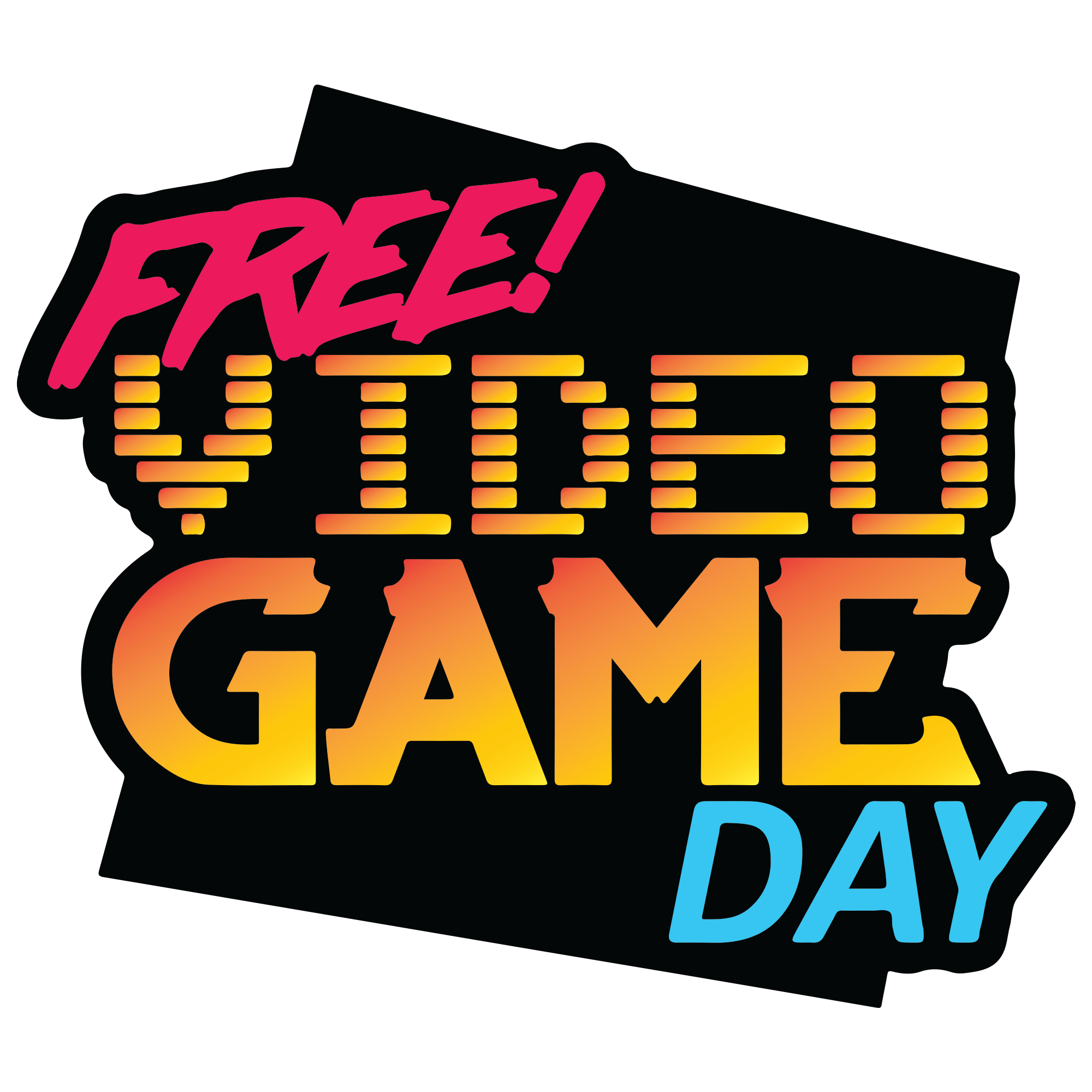 Gaming clipart game day. Free video appreciation at