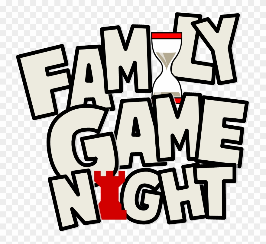Family games png graphic. Gaming clipart game night