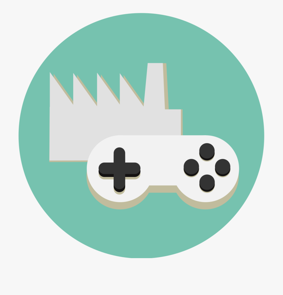 Gaming clipart game piece. File video icon no