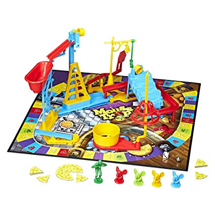 Hasbro mouse trap . Gaming clipart game piece