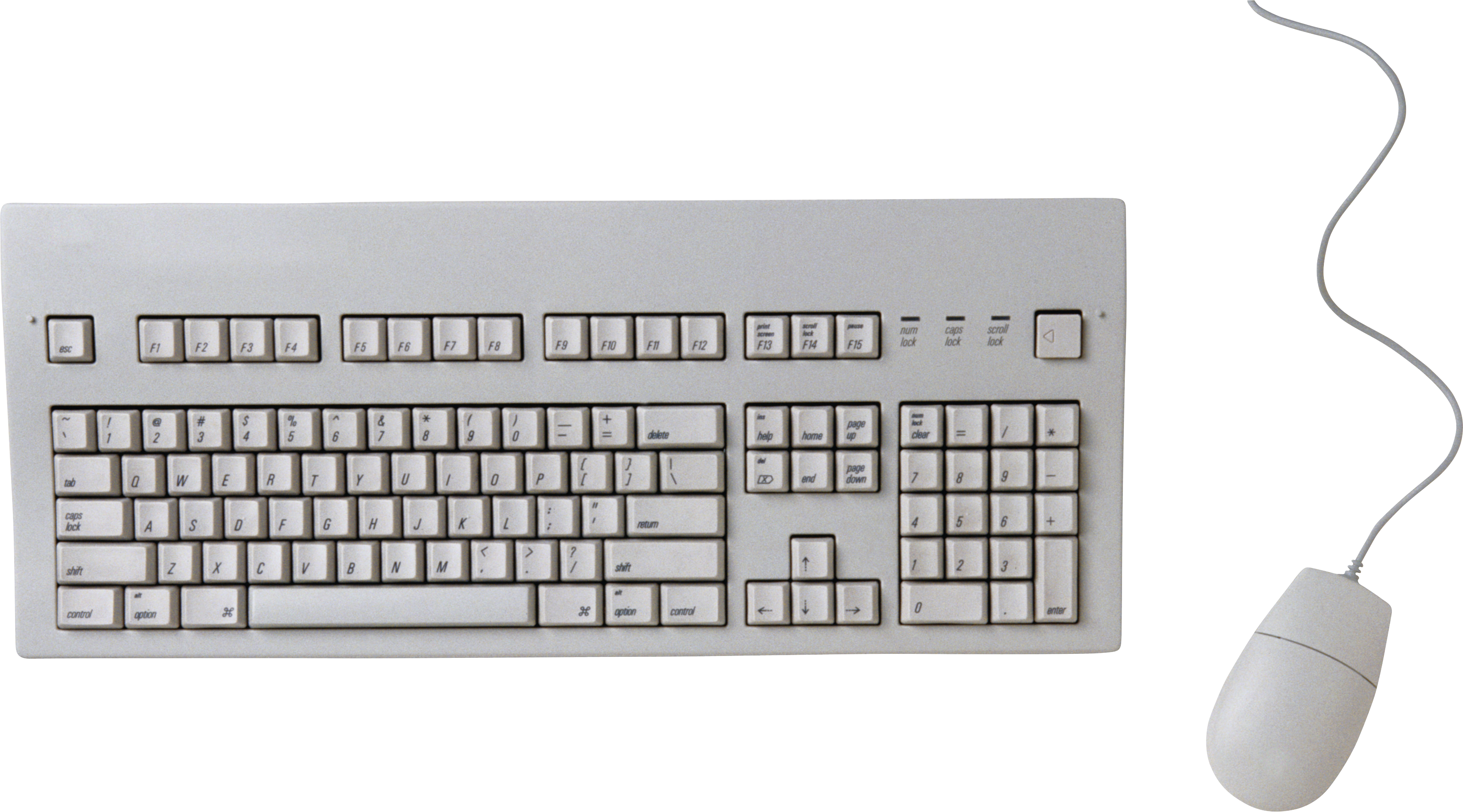 Pc png images free. Keyboard clipart print