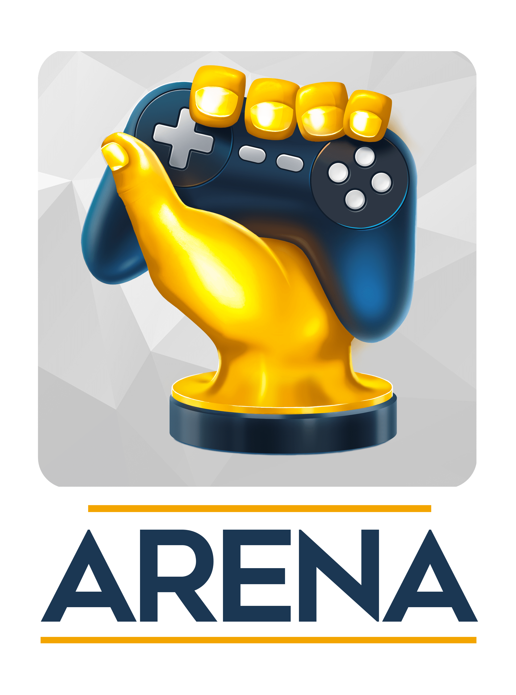 Arena application play games. Gaming clipart mobile game