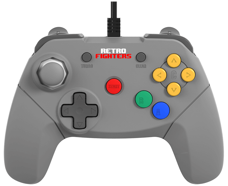 Gaming clipart n64 controller. Vr retro games page