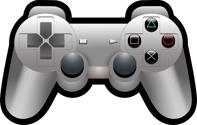 Free image on pixabay. Gaming clipart playstation