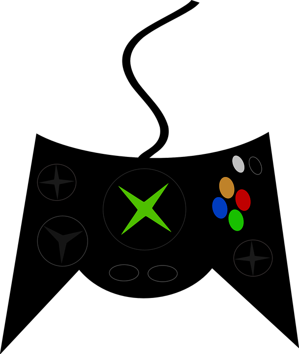 Games video game controller. Technology clipart cute