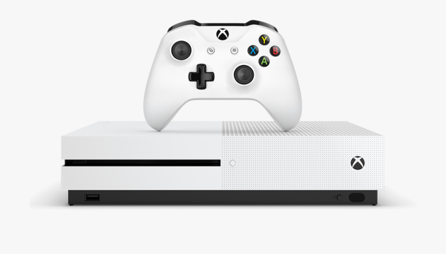 No background . Gaming clipart xbox one s