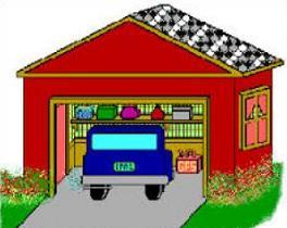 Garage clipart. Free